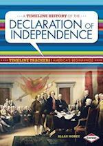 A Timeline History of the Declaration of Independence af Allan Morey