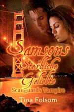 Samsons Sterbliche Geliebte af Tina Folsom