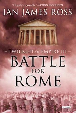 Bog, hardback Battle for Rome af Ian James Ross