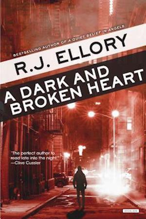 Bog, hardback A Dark and Broken Heart af R. J. Ellory