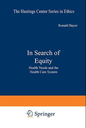 In Search of Equity af Ronald Bayer