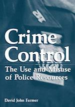 Crime Control af David John Farmer