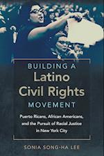 Building a Latino Civil Rights Movement (Justice Power and Politics)
