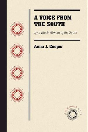 Bog, paperback A Voice from the South af Anna J. Cooper