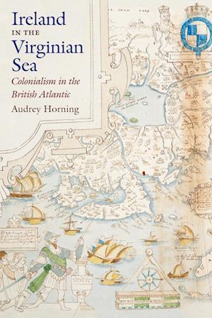 Bog, paperback Ireland in the Virginian Sea af Audrey Horning