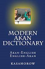 Modern Akan Dictionary af kasahorow