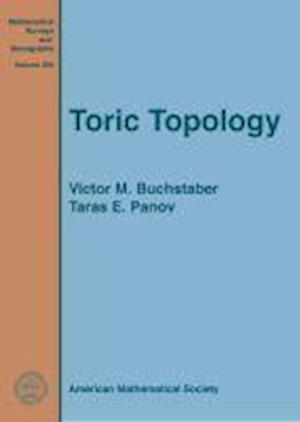 Bog, hardback Toric Topology af Victor M. Buchstaber