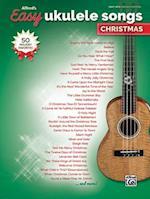 Alfred's Easy Ukulele Songs -- Christmas (Alfreds Easy)