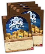 Publicity Posters (5-Pack) (Night in Bethlehem)