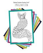 Coloring Creations Greeting Cards(tm) - Imagination (Coloring Creations Greeting Cardstm)