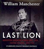 The Last Lion af William Manchester