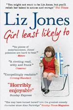Girl Least Likely to af Liz Jones