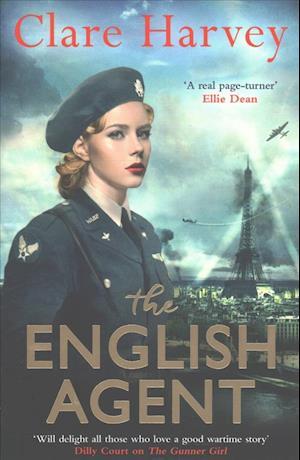 Bog, paperback The English Agent af Clare Harvey