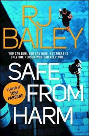 Bog, paperback Safe from Harm