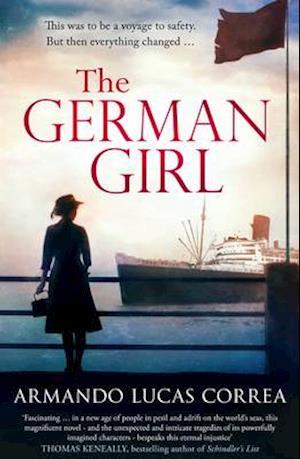 The German Girl af Armando Lucas Correa
