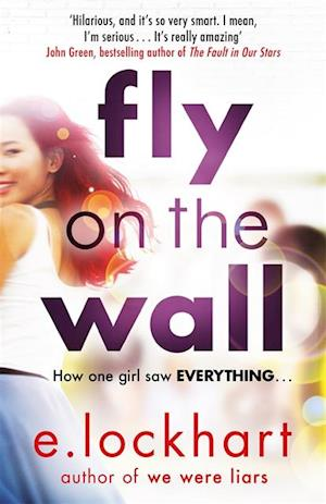 Fly on the Wall af E. Lockhart