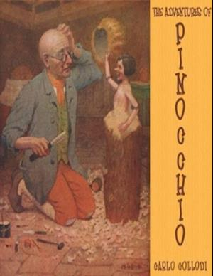 Adventures of Pinocchio af C. Collodi