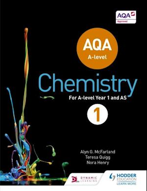 AQA A Level Chemistry Student Book 1 af Nora Henry