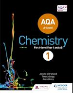 AQA A Level Chemistry Student Book 1 af Nora Henry