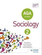 AQA Sociology for A Level (AQA for A Level Sociology)