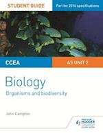 CCEA AS Biology Student Guide: Unit 2: Organisms and Biodiversity