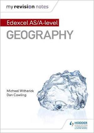 Bog, paperback My Revision Notes: Edexcel AS/A-Level Geography af Michael Witherick