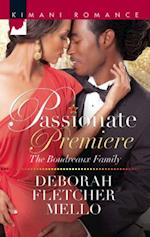 Passionate Premiere (Mills & Boon Kimani) (The Boudreaux Family, Book 3) af Deborah Fletcher Mello