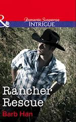 Rancher Rescue (Mills & Boon Intrigue) af Barb Han