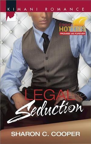 Legal Seduction (Mills & Boon Kimani) af Sharon C. Cooper