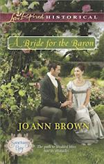 Bride for the Baron (Mills & Boon Love Inspired Historical) (Sanctuary Bay, Book 3) af Jo Ann Brown