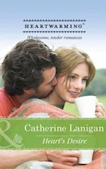 Heart's Desire af Catherine Lanigan
