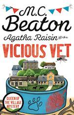 Agatha Raisin and the Vicious Vet af M. C. Beaton