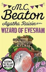 Agatha Raisin and the Wizard of Evesham af M. C. Beaton