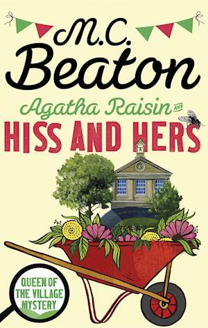Bog, paperback Agatha Raisin: Hiss and Hers af M. C. Beaton