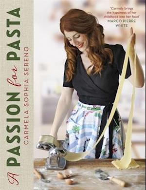 Bog, paperback A Passion for Pasta af Carmela Sophia Sereno