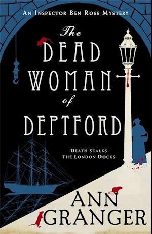 Bog, paperback The Dead Woman of Deptford af Ann Granger