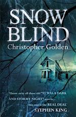 Snowblind af Christopher Golden