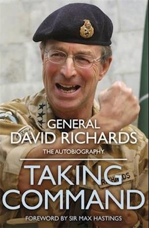 Bog, paperback Taking Command af General Sir David Richards