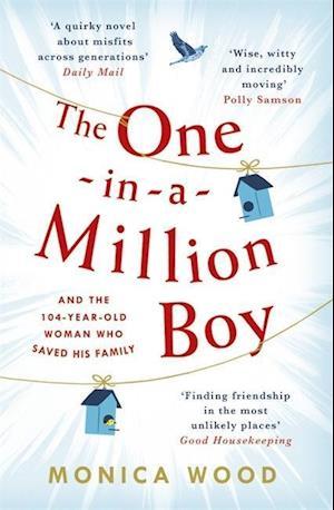 Bog, paperback The One-in-a-Million Boy af Monica Wood