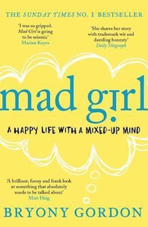 Bog, paperback Mad Girl af Bryony Gordon
