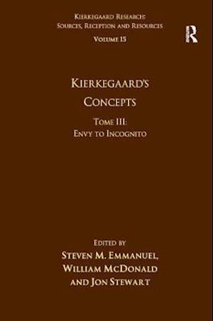 Kierkegaard's Concepts af Dr. Jon Stewart
