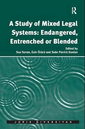 A Study of Mixed Legal Systems af Sue Farran