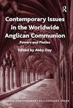 Contemporary Issues in the Worldwide Anglican Communion af Dr. Abby Day