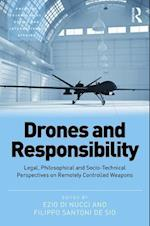 Drones and Responsibility (Emerging Technologies Ethics and International Affairs)