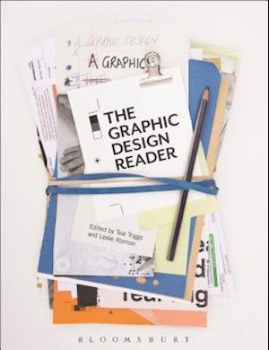 Bog, hardback The Graphic Design Reader af Teal Triggs