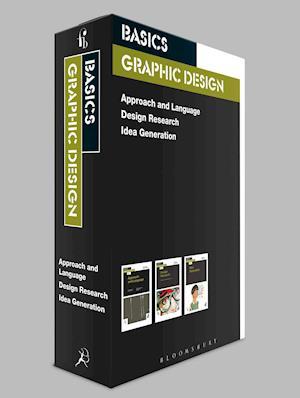 Basics Graphic Design Box Set af Gavin Ambrose, Neil Leonard, Nigel Aono-Billson