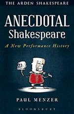 Anecdotal Shakespeare af Paul Menzer