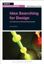 Idea Searching for Design af David Bramston