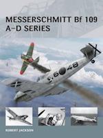 Messerschmitt BF 109 - A-D Series (Air Vanguard, nr. 18)