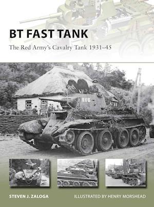 BT Fast Tank af Steven Zaloga